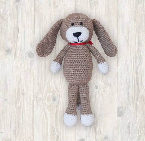 Puppy Dog Crochet Pattern