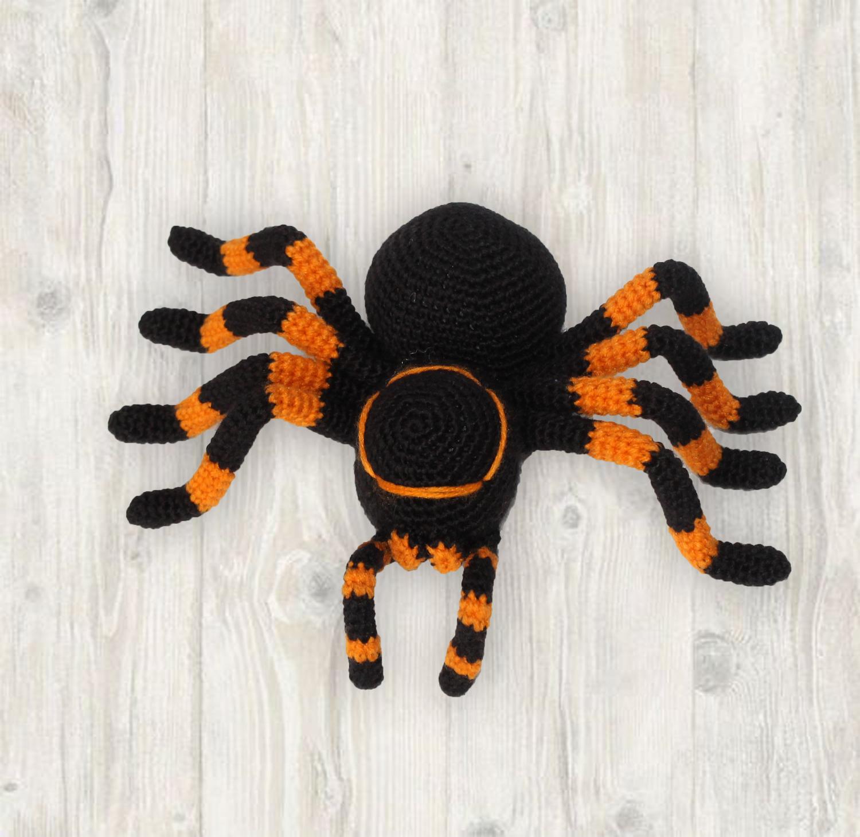 Spider Crochet Pattern