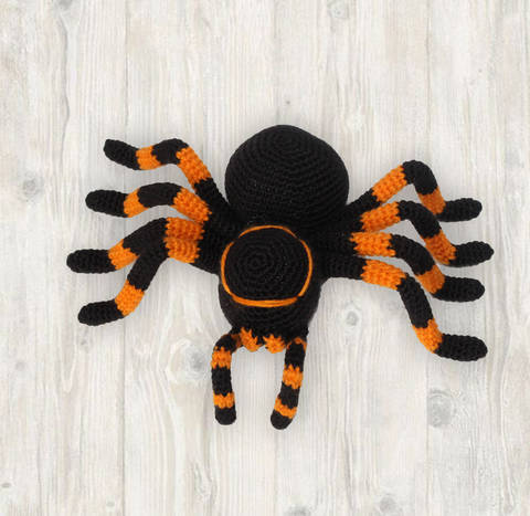 Spider Crochet Pattern