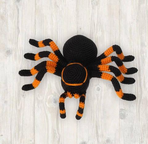 Spider Crochet Pattern at Makerist