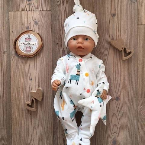 *Dress up your Baby Doll* vol.3 - Schlaf gut Baby  bei Makerist