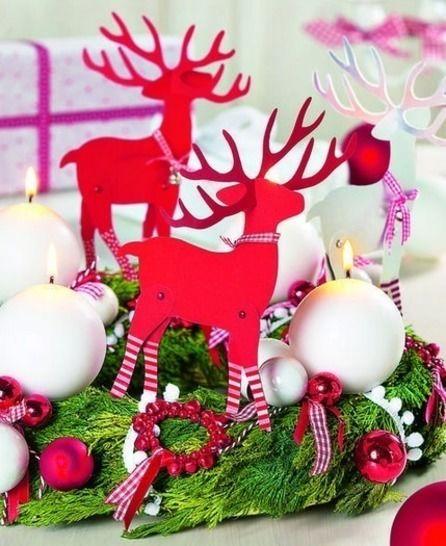 Weihnachtskranz modern bei Makerist - Bild 1