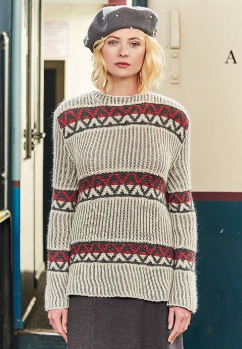 Damen-Pullover Kendra