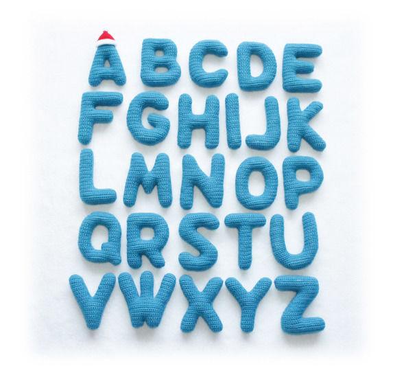Letters Crochet Patterm at Makerist - Image 1