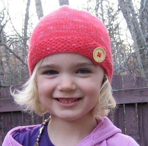 Myshka Tuque-Hat Knitting Pattern PDF