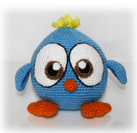 Bird Crochet Pattern