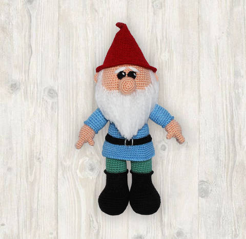 Gnome Crochet Pattern