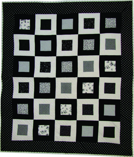 Super Easy On The Square PDF Quilt Pattern at Makerist - Image 1