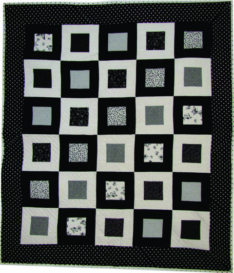 Super Easy On The Square PDF Quilt Pattern at Makerist