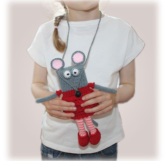 Mouse Phone Case Pattern at Makerist - Image 1