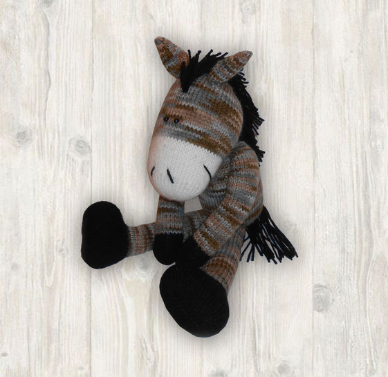Horse Knitting Pattern at Makerist - Image 1