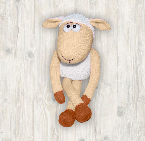 Sheep Knitting Pattern at Makerist - Image 1