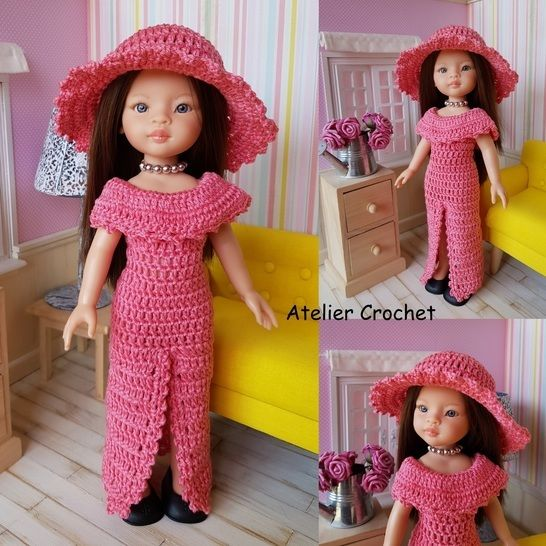 """Blandine"" crochet pattern for Paola Reina at Makerist - Image 1"