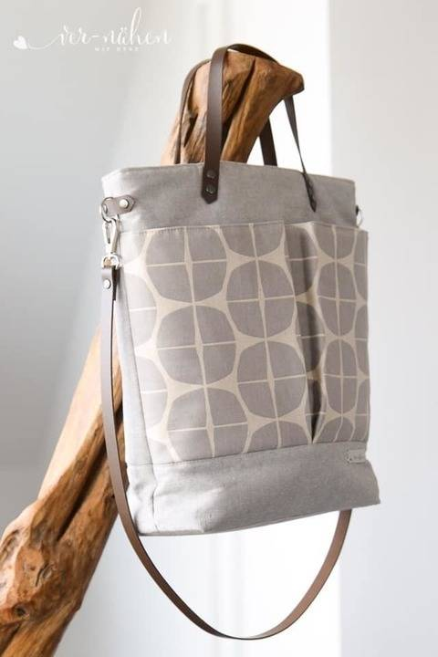 Lia Bag - Shopper/Handtasche bei Makerist