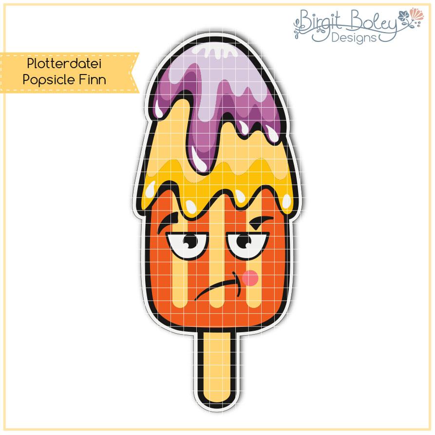 Birgit Boley Designs • Popsicle Finn