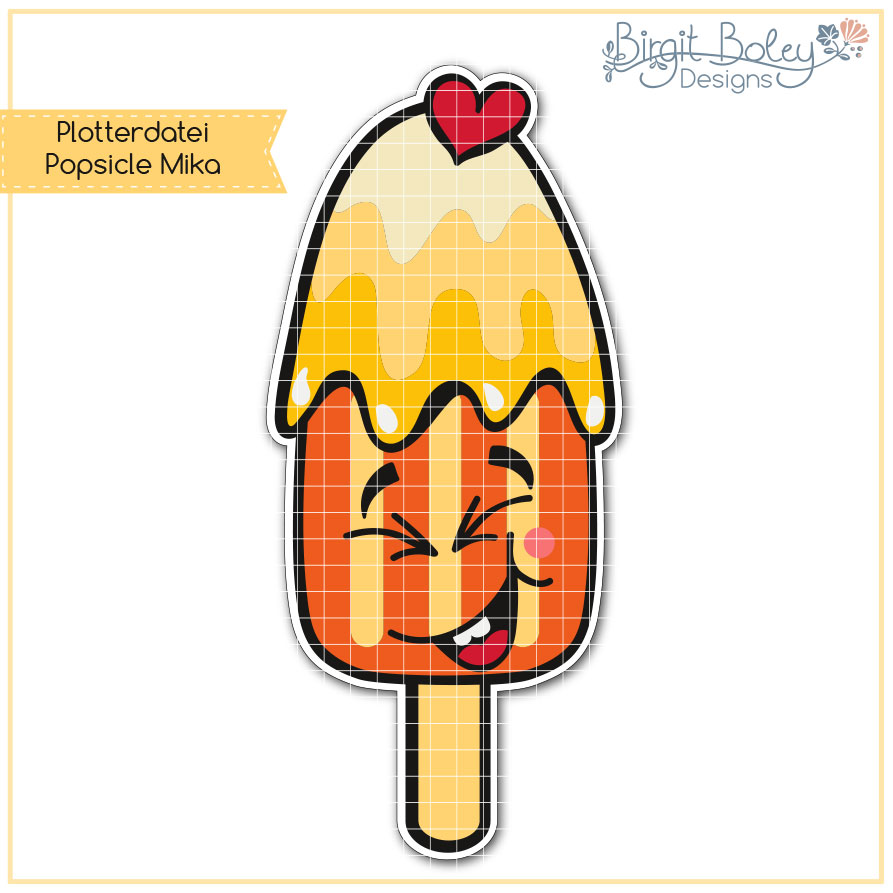 Birgit Boley Designs • Popsicle Mika