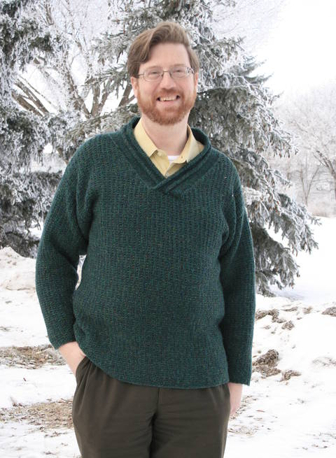 Hank's Pullover-Sweater Knitting Pattern PDF