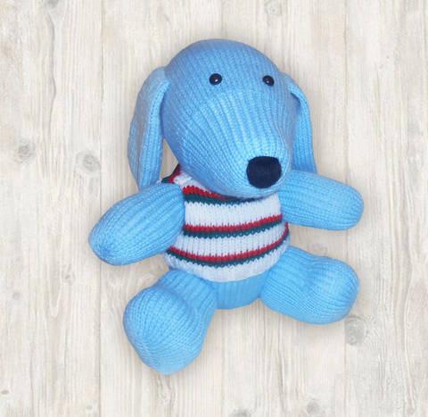 Dog Knitting Pattern