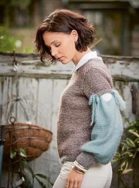 Damen-Pullover Tabea