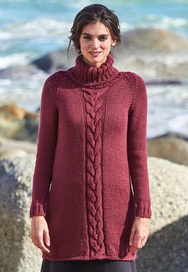 Damen-Pullover Isolde bei Makerist - Bild 1