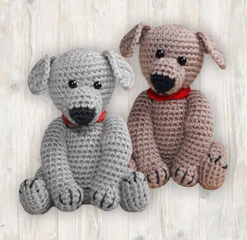 Puppy Crochet Pattern