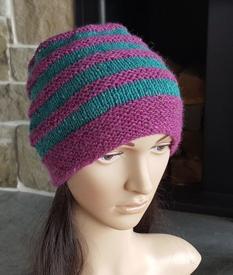 Family striped beanie - Remy at Makerist - Image 1