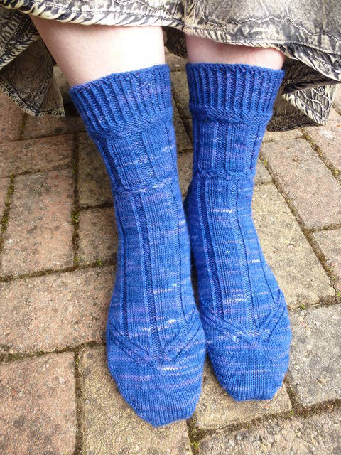 One Step at a Time - Knitting Pattern at Makerist