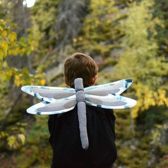 Dragonfly Wings - Small + Medium at Makerist - Image 1