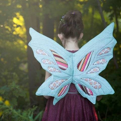 Woodland Sprite Wings - Large at Makerist