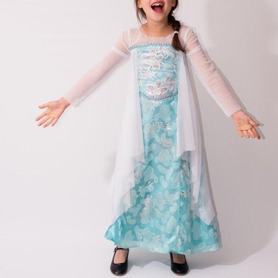 Déguisement Reine Elsa - patron et explications détaillées chez Makerist - Image 1