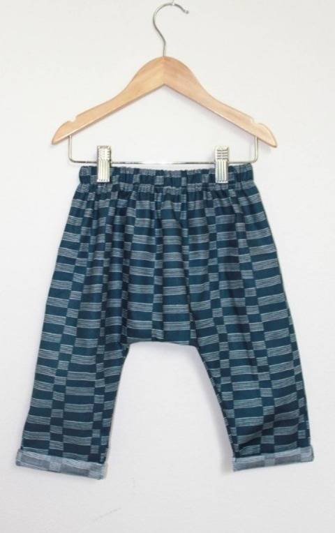 Reversible Pants Pattern at Makerist