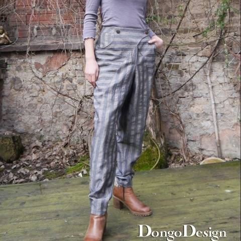 PDF Sewing Pattern Ebook Christa with instructions
