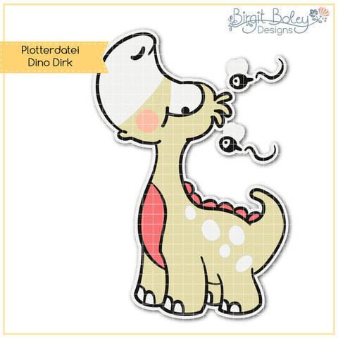 Birgit Boley Designs • Dino Dirk
