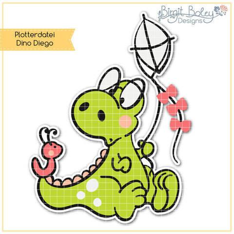 Birgit Boley Designs • Dino Diego