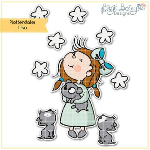 Birgit Boley Designs • Sternenmädchen Lisa