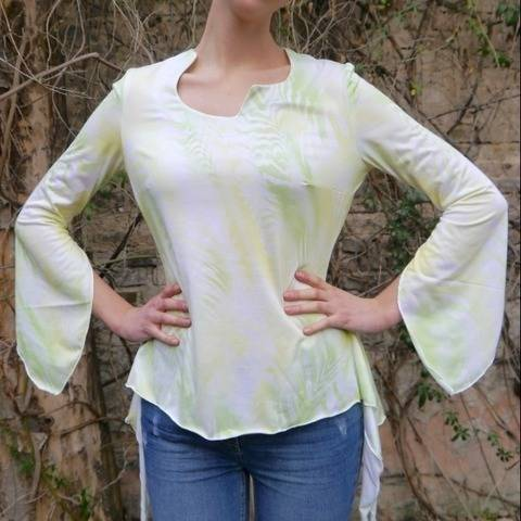 PDF pattern E-Book Jerseyshirt Sanja with instructions