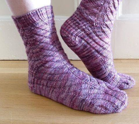 Aldgate - Knitting Pattern