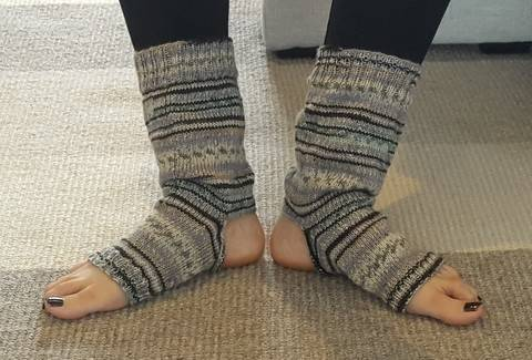 Yoga Socks - Journey at Makerist