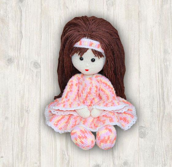 Caroline Doll Crochet Pattern at Makerist - Image 1