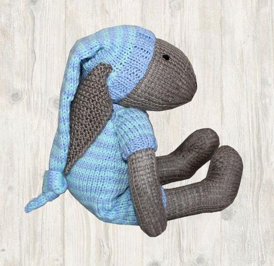 Bunny Boy Knitting Pattern at Makerist - Image 1