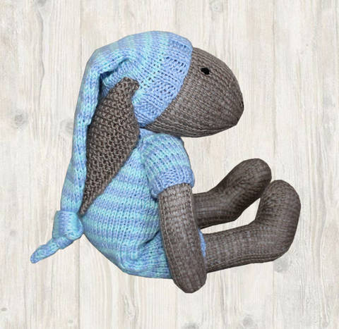 Bunny Boy Knitting Pattern at Makerist