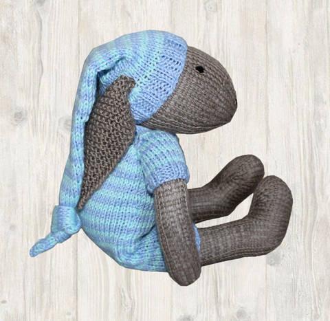 Bunny Boy Knitting Pattern