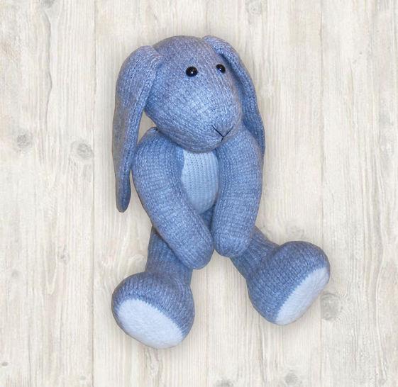 Bunny Knitting Pattern at Makerist - Image 1
