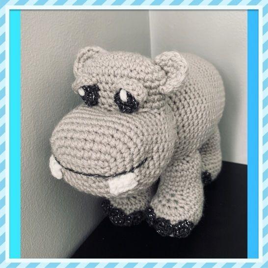 Tuto hippopotame chez Makerist - Image 1