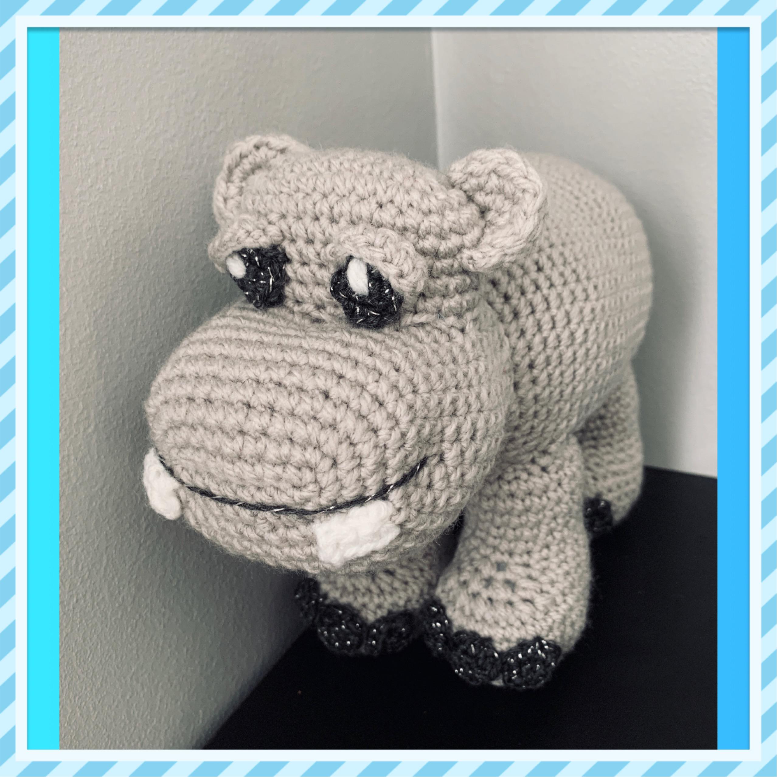 Tuto hippopotame
