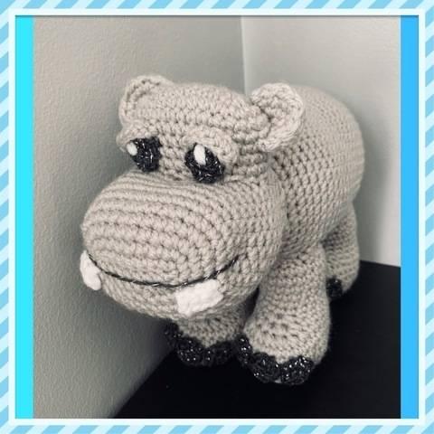 Tuto hippopotame chez Makerist