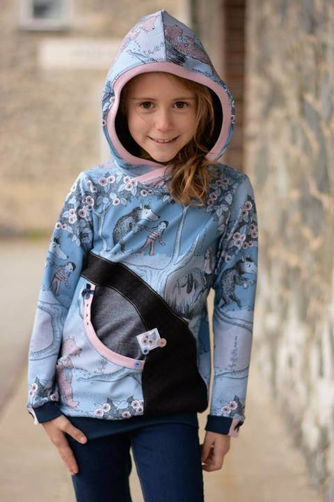 Ebook Hoody Nina Kids&Teens bei Makerist