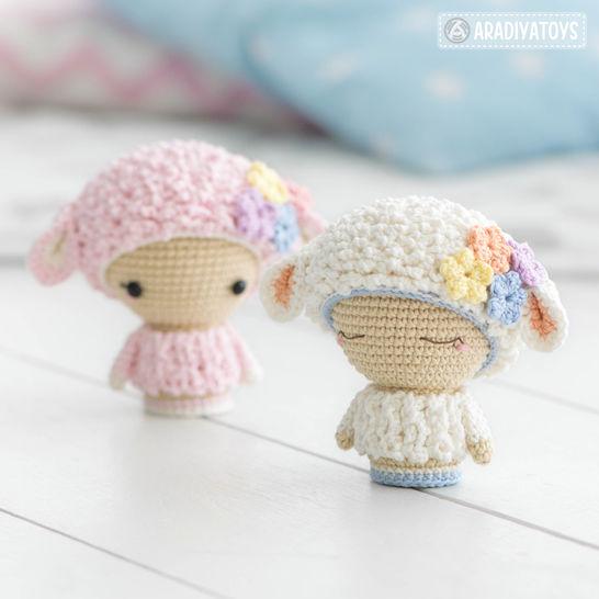 "Mini Wendy from ""AradiyaToys Minis"" collection at Makerist - Image 1"