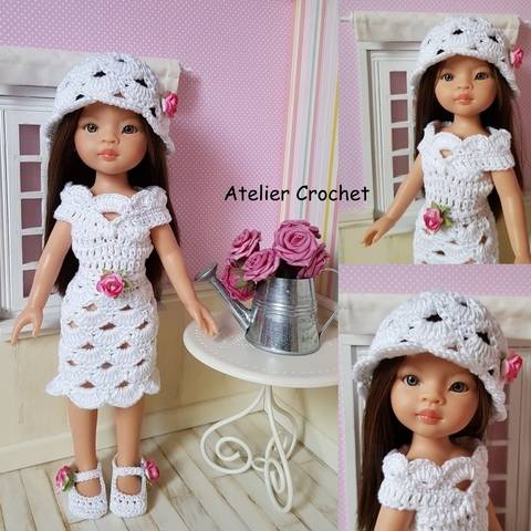 """Layla"" crochet pattern for Paola Reina at Makerist"