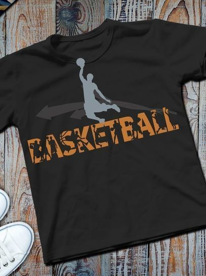 SHADOW SPORT - BASKETBALL - combining file SVG DXF at Makerist - Image 1